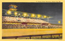 spof021756 - Ocean City, MD, USA Ocean Downs Raceway Horse Racing Postcard