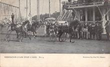 spof021772 - Trotters Brockton Fair, Mass, USA Horse Racing Postcard
