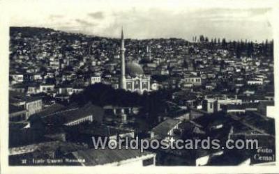 TR00008 - Imzir Umumi Manzara Turkey Postcard Post Card, Kart Postal, Carte Postale, Postkarte, Country Old Vintage Antique
