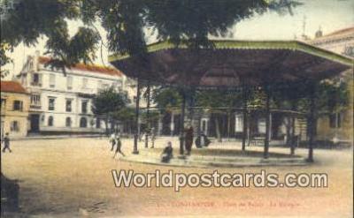 TR00047 - Place du Palais Le Kiosque Constantinople, Turkey Postcard Post Card, Kart Postal, Carte Postale, Postkarte, Country Old Vintage Antique