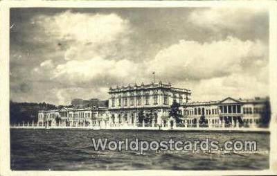 TR00118 - La Patals de Colinsbakce Istanbul, Turkey Postcard Post Card, Kart Postal, Carte Postale, Postkarte Country Old Vintage Antique