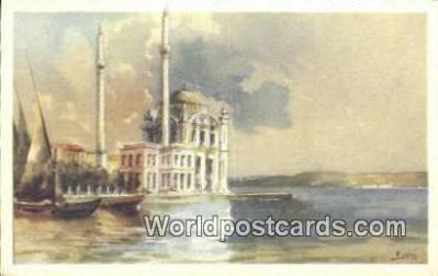 TR00133 - Ortakoy Camisi Istanbul, Turkey Postcard Post Card, Kart Postal, Carte Postale, Postkarte Country Old Vintage Antique
