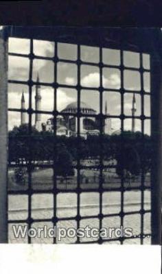 TR00137 - Autographed on back by Kemal Baysal NBC Correspondent Istanbul, Turkey Postcard Post Card, Kart Postal, Carte Postale, Postkarte Country Old Vintage Antique