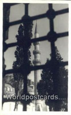 TR00139 - Istanbul, Turkey Postcard Post Card, Kart Postal, Carte Postale, Postkarte Country Old Vintage Antique