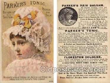 Parkers Tonic