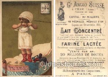 Lait Concentre Anglo-Suisse
