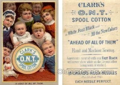 Clarks O.N.T. Spool Cotton
