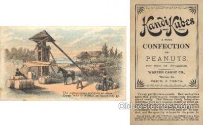 K&i Kubes Peanuts, Warren PA, USA