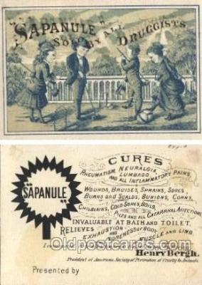 Sapanule Sold By All Druggists