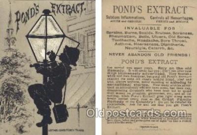 Ponds Extract