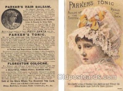 Parkers Hair Balsam
