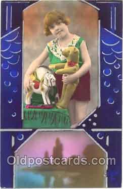 ted002062 - Teddy Bear Bears Postcard Postcards