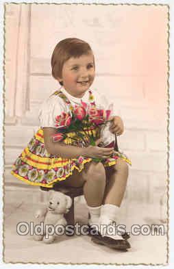 ted002143 - Teddy Bear Bears Postcard Postcards