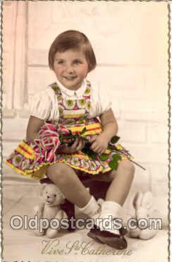 ted002287 - Teddy Bear Bears Postcard Postcards