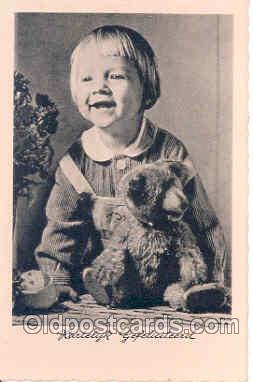 ted003054 - Teddy Bear Bears Postcard Postcards