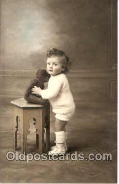 ted003077 - Teddy Bear Bears Postcard Postcards