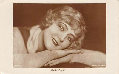 the201072 - Theater Actor / Actress Old Vintage Antique Postcard Post Card, Postales, Postkaarten, Kartpostal, Cartes, Postkarte, Ansichtskarte