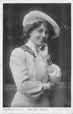 the202057 - Theater Actor / Actress Old Vintage Antique Postcard Post Card, Postales, Postkaarten, Kartpostal, Cartes, Postkarte, Ansichtskarte
