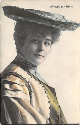 the202073 - Theater Actor / Actress Old Vintage Antique Postcard Post Card, Postales, Postkaarten, Kartpostal, Cartes, Postkarte, Ansichtskarte