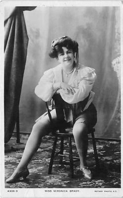 the202077 - Theater Actor / Actress Old Vintage Antique Postcard Post Card, Postales, Postkaarten, Kartpostal, Cartes, Postkarte, Ansichtskarte