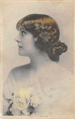 the202088 - Theater Actor / Actress Old Vintage Antique Postcard Post Card, Postales, Postkaarten, Kartpostal, Cartes, Postkarte, Ansichtskarte