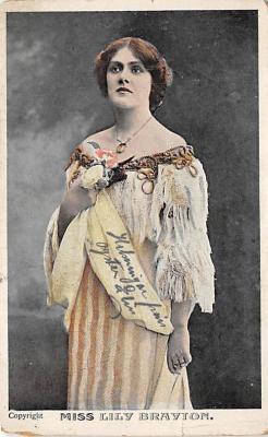 the202090 - Theater Actor / Actress Old Vintage Antique Postcard Post Card, Postales, Postkaarten, Kartpostal, Cartes, Postkarte, Ansichtskarte