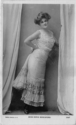 the202183 - Theater Actor / Actress Old Vintage Antique Postcard Post Card, Postales, Postkaarten, Kartpostal, Cartes, Postkarte, Ansichtskarte