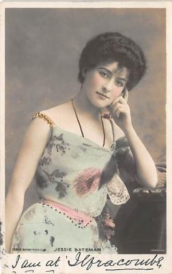 the202224 - Theater Actor / Actress Old Vintage Antique Postcard Post Card, Postales, Postkaarten, Kartpostal, Cartes, Postkarte, Ansichtskarte