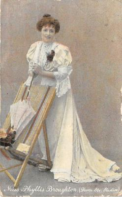 the202228 - Theater Actor / Actress Old Vintage Antique Postcard Post Card, Postales, Postkaarten, Kartpostal, Cartes, Postkarte, Ansichtskarte