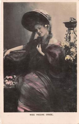 the203026 - Theater Actor / Actress Old Vintage Antique Postcard Post Card, Postales, Postkaarten, Kartpostal, Cartes, Postkarte, Ansichtskarte