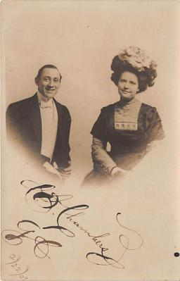 the203037 - Theater Actor / Actress Old Vintage Antique Postcard Post Card, Postales, Postkaarten, Kartpostal, Cartes, Postkarte, Ansichtskarte