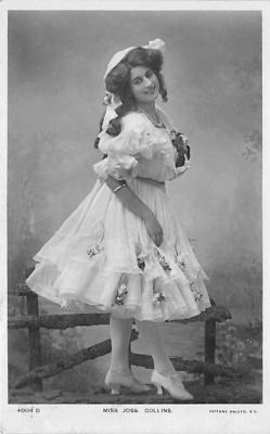 the203177 - Theater Actor / Actress Old Vintage Antique Postcard Post Card, Postales, Postkaarten, Kartpostal, Cartes, Postkarte, Ansichtskarte