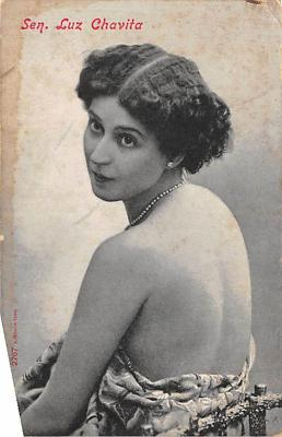 the203179 - Theater Actor / Actress Old Vintage Antique Postcard Post Card, Postales, Postkaarten, Kartpostal, Cartes, Postkarte, Ansichtskarte