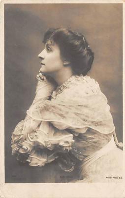 the203191 - Theater Actor / Actress Old Vintage Antique Postcard Post Card, Postales, Postkaarten, Kartpostal, Cartes, Postkarte, Ansichtskarte