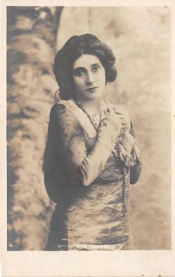 the203193 - Theater Actor / Actress Old Vintage Antique Postcard Post Card, Postales, Postkaarten, Kartpostal, Cartes, Postkarte, Ansichtskarte