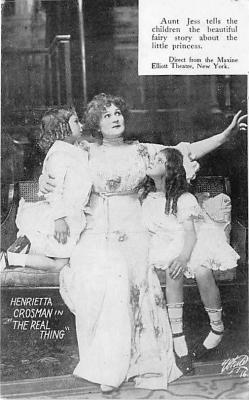 the203195 - Theater Actor / Actress Old Vintage Antique Postcard Post Card, Postales, Postkaarten, Kartpostal, Cartes, Postkarte, Ansichtskarte