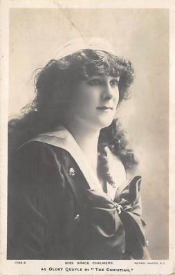 the203197 - Theater Actor / Actress Old Vintage Antique Postcard Post Card, Postales, Postkaarten, Kartpostal, Cartes, Postkarte, Ansichtskarte