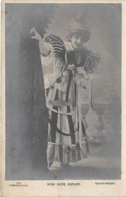 the203208 - Theater Actor / Actress Old Vintage Antique Postcard Post Card, Postales, Postkaarten, Kartpostal, Cartes, Postkarte, Ansichtskarte