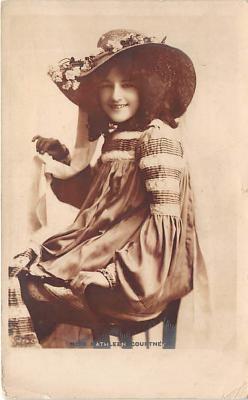 the203209 - Theater Actor / Actress Old Vintage Antique Postcard Post Card, Postales, Postkaarten, Kartpostal, Cartes, Postkarte, Ansichtskarte