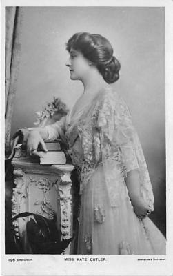 the203210 - Theater Actor / Actress Old Vintage Antique Postcard Post Card, Postales, Postkaarten, Kartpostal, Cartes, Postkarte, Ansichtskarte
