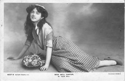 the203217 - Theater Actor / Actress Old Vintage Antique Postcard Post Card, Postales, Postkaarten, Kartpostal, Cartes, Postkarte, Ansichtskarte