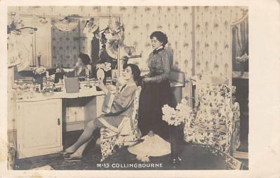 the203218 - Theater Actor / Actress Old Vintage Antique Postcard Post Card, Postales, Postkaarten, Kartpostal, Cartes, Postkarte, Ansichtskarte