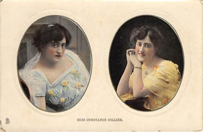 the203220 - Theater Actor / Actress Old Vintage Antique Postcard Post Card, Postales, Postkaarten, Kartpostal, Cartes, Postkarte, Ansichtskarte