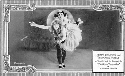 the203224 - Theater Actor / Actress Old Vintage Antique Postcard Post Card, Postales, Postkaarten, Kartpostal, Cartes, Postkarte, Ansichtskarte