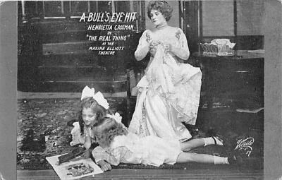 the203227 - Theater Actor / Actress Old Vintage Antique Postcard Post Card, Postales, Postkaarten, Kartpostal, Cartes, Postkarte, Ansichtskarte