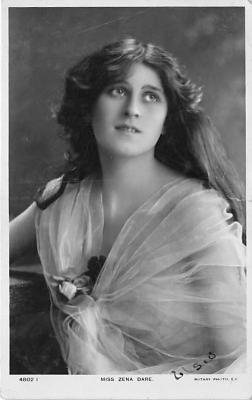the204001 - Theater Actor / Actress Old Vintage Antique Postcard Post Card, Postales, Postkaarten, Kartpostal, Cartes, Postkarte, Ansichtskarte
