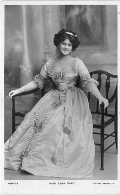 the204010 - Theater Actor / Actress Old Vintage Antique Postcard Post Card, Postales, Postkaarten, Kartpostal, Cartes, Postkarte, Ansichtskarte