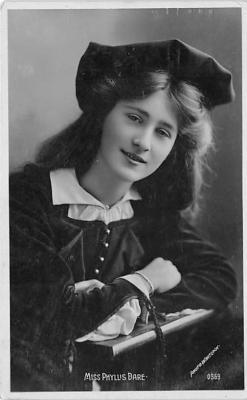 the204012 - Theater Actor / Actress Old Vintage Antique Postcard Post Card, Postales, Postkaarten, Kartpostal, Cartes, Postkarte, Ansichtskarte