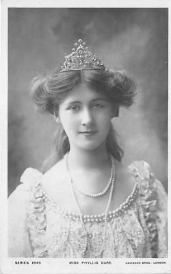 the204020 - Theater Actor / Actress Old Vintage Antique Postcard Post Card, Postales, Postkaarten, Kartpostal, Cartes, Postkarte, Ansichtskarte