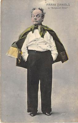 the204025 - Theater Actor / Actress Old Vintage Antique Postcard Post Card, Postales, Postkaarten, Kartpostal, Cartes, Postkarte, Ansichtskarte